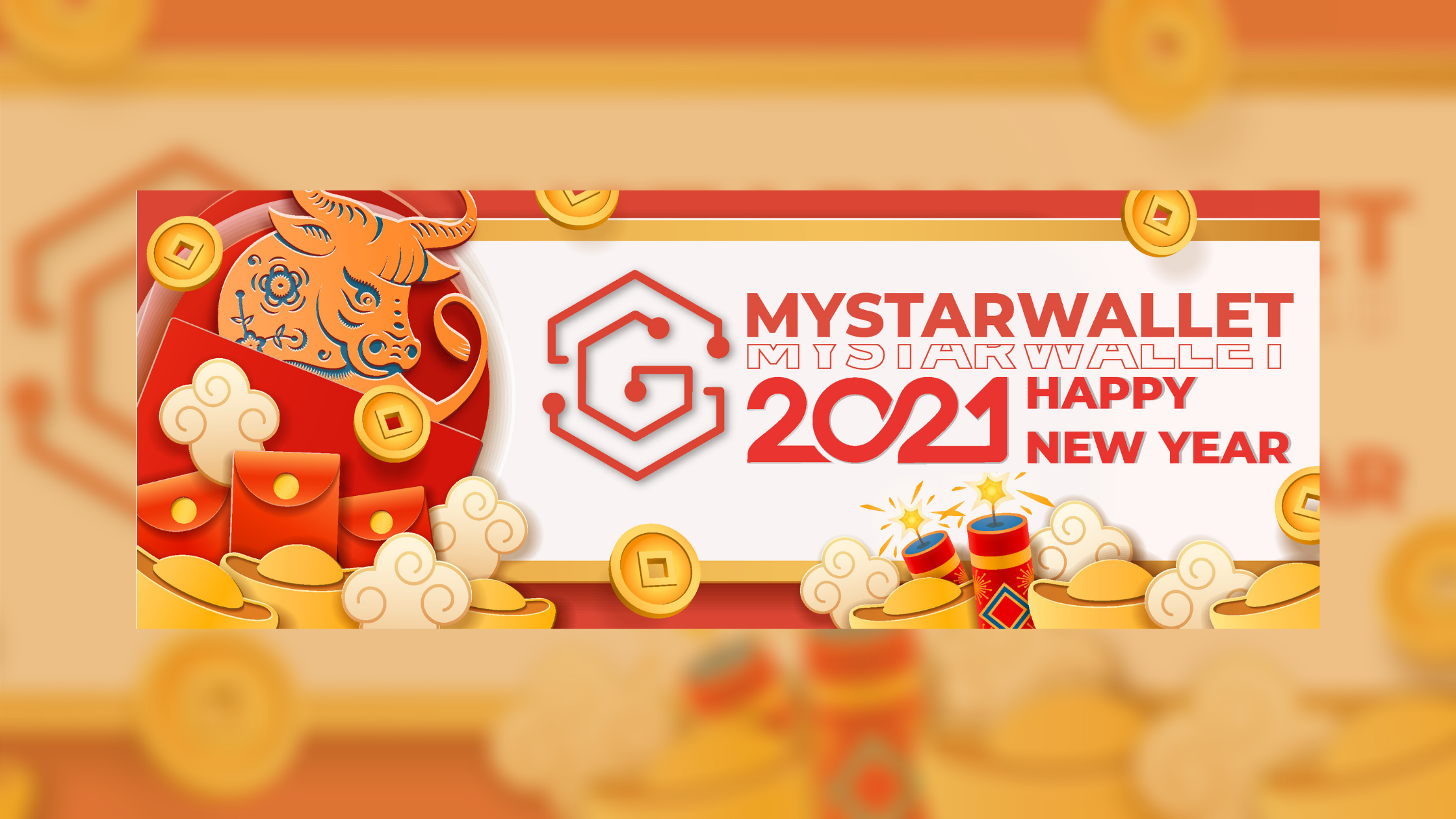 new year, 2021, digital wallet, cryptowallet